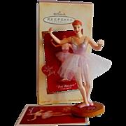 Hallmark Keepsake The Ballet I Love Lucy Ornament