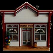 Hallmark Keepsake Ornament Sarah Plain and Tall Mrs Parkley's  General Store