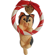 Hallmark Keepsake Ornament Puppy Love