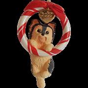 Hallmark Keepsake Ornament Puppy Love