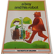 A Boy And His Robot by J. L. Garcia Sanchez