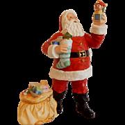 Lenox American Santa Claus Figuirne