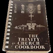 The Trinity Church Cookbook Boston Massachusetts
