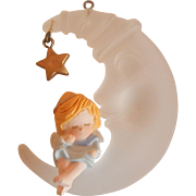 Hallmark Keepsake A Heavenly Nap 1980 Ornament