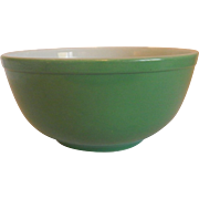 Pyex Green Mixing Bowl