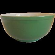 Pyex Green Mixing Bowl