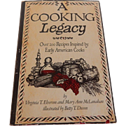 A Cooking Legacy Virginia T. Elverson & Mary Ann McLanaban
