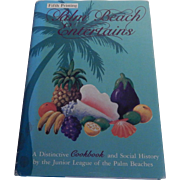 Palm Beach Entertains Cookbook