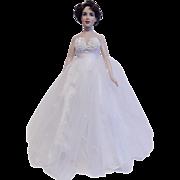 Franklin Mint Elizabeth Taylor Portrait Doll