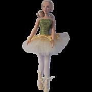 The Clea Bella Dancing Clea Ballerina Doll