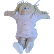Cabbage Patch Kids Soft Sculpture Doll