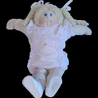 Cabbage Patch Kids Soft Sculpture Doll