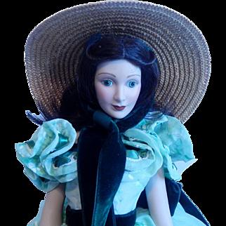 Franklin Heirloom Scarlett O'Hara Doll