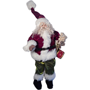 Mark Roberts Santa Claus Doll