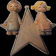 Fontanini Depose Italy Christmas Ornament