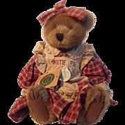 Aunt Beckys Bearchild Boyds Bear