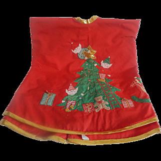 House Of Hatten Christmas Tree Skirt