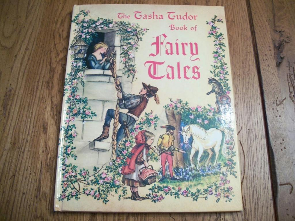 The Tasha Tudor Book of Fairy Tales 1986