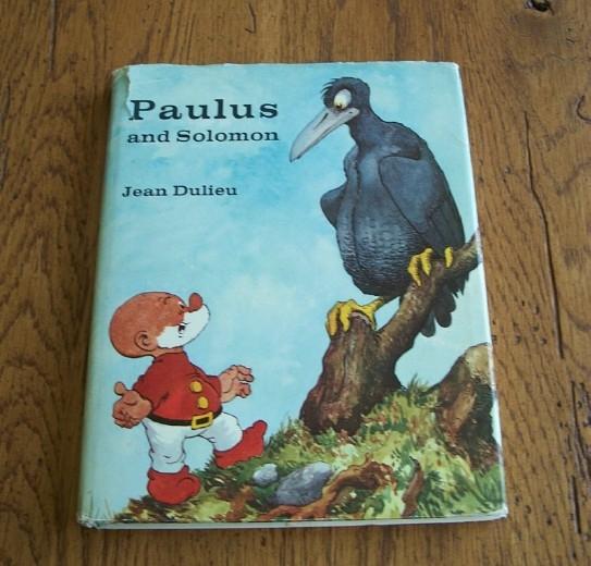 Rare Paulus and Soloman Jean Dulieu