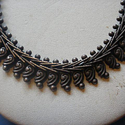 "Fabulous Vintage 800 Silver 18"" Necklace"