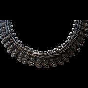 """Fabulous Vintage 800 Silver 18"""" Necklace"""