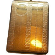 Ladies Gold Filled Card Case