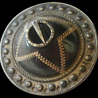 Unusual Vintage Sterling  Pin