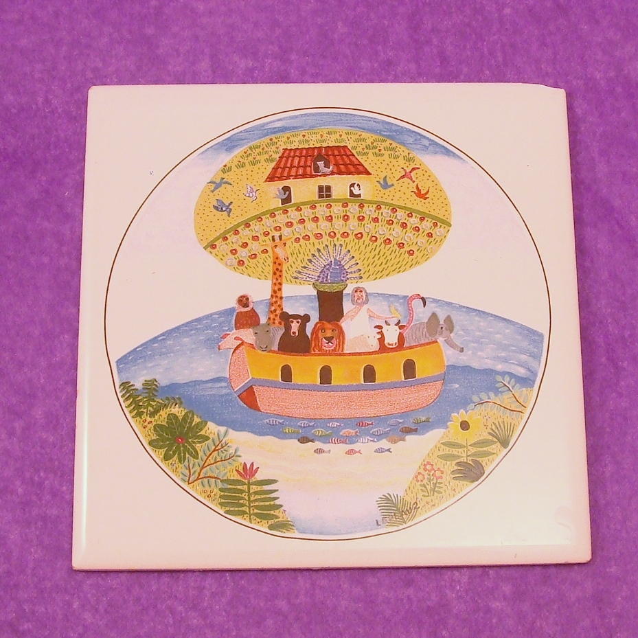 Villeroy & Boch Design Naif Tile Made in France