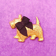 Classic Scotty ~ Scottie Dog Pin