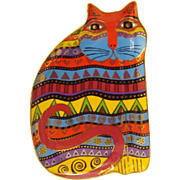 Laurel Burch For the Love of Cats Decorative Plate Limited Edition by Royal Doulton