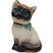 Goebel Siamese Kitty Cat W. germany