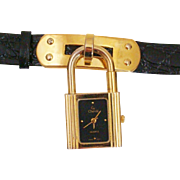 1980's Limited Express Padlock Watch by Cheväl