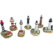 Harbour Lights Spyglass Lighthouse Miniatures Southern Belle Series