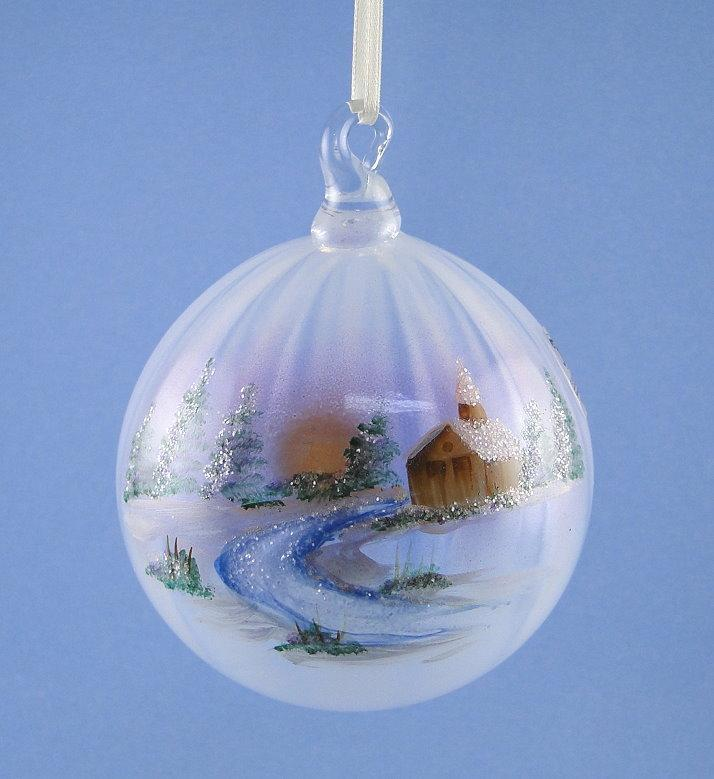 Fenton Glass Christmas Trees
