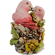 Harmony Kingdom Love Nest Lovebirds Romance Limited Edition Love