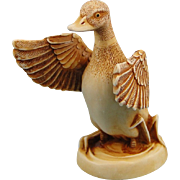 Harmony Kingdom Waddles Duck Netsuke Series