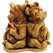 Harmony Kingdom Octobearfest Special Event Box Figurine