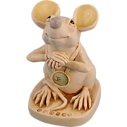 Harmony Kingdom Mouse That Roared Collectors Club