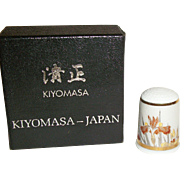 Kiyomasa Thimbles of the World Collection