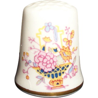 Masons Ironstone Thimbles of the World Collection