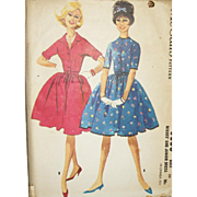 "Vintage Sewing ""Mad Men Era"" 1960's Shirtwaist Dresses SALE!"