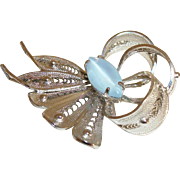 Vintage Alice Caviness Butterfly Pin/Brooch