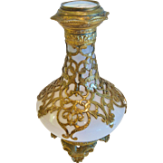 French Opaline Perfume, Versailles Gardens View,CA.1860