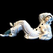 "Rosenthal ""Pierrot"" Porcelain Figure, Vintage CA.1919"
