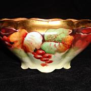 Beautiful Pickard China Small Handpainted Bowl Signed AK Marked GDA