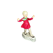 Royal Worcester F.G. Doughty January's Child Figurine #3452
