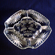 Early American Prescut Deviled Egg Plate