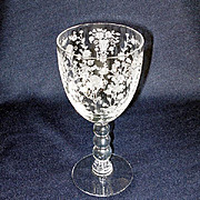 Duncan Miller First Love Water Goblet
