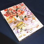Treasured Memories Springbok Jigsaw Puzzle, Vintage Jewelry
