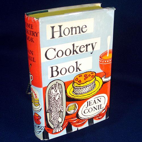 Home Cookery Book 1956 Jean Conil Cookbook